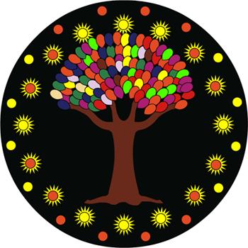 Mandala arbre 1